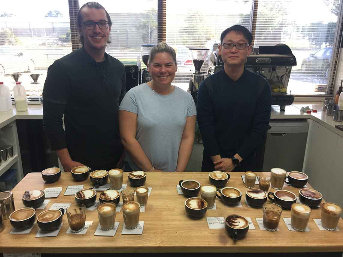 coffee course in adelaide
