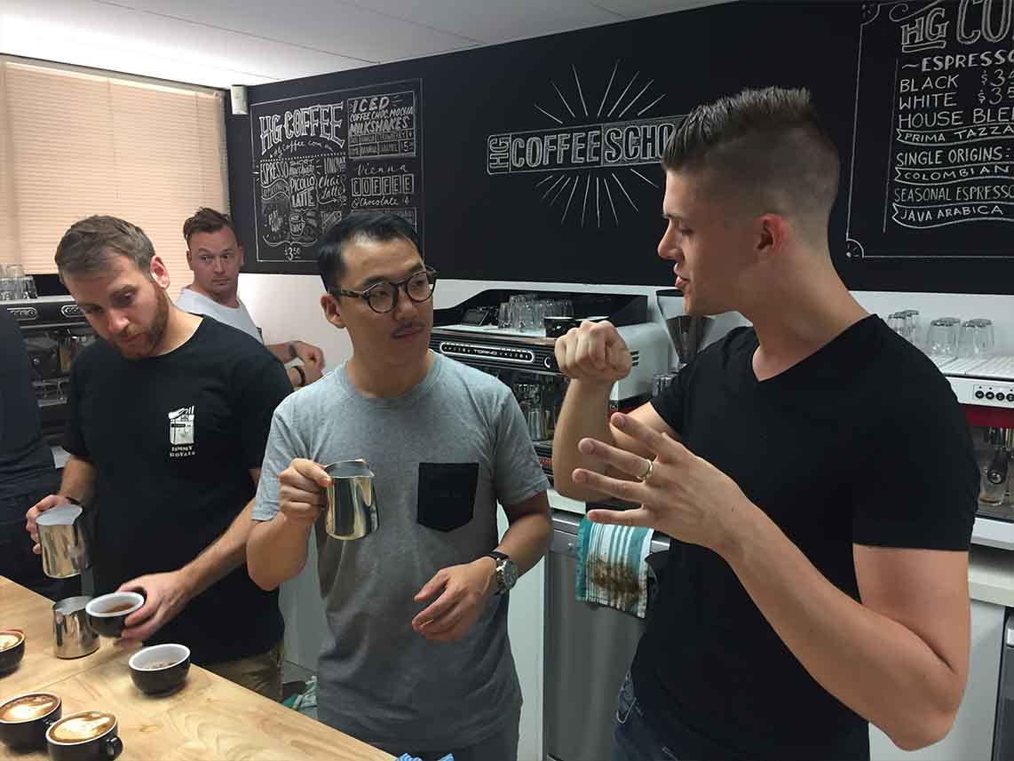 world latte art champion adelaide