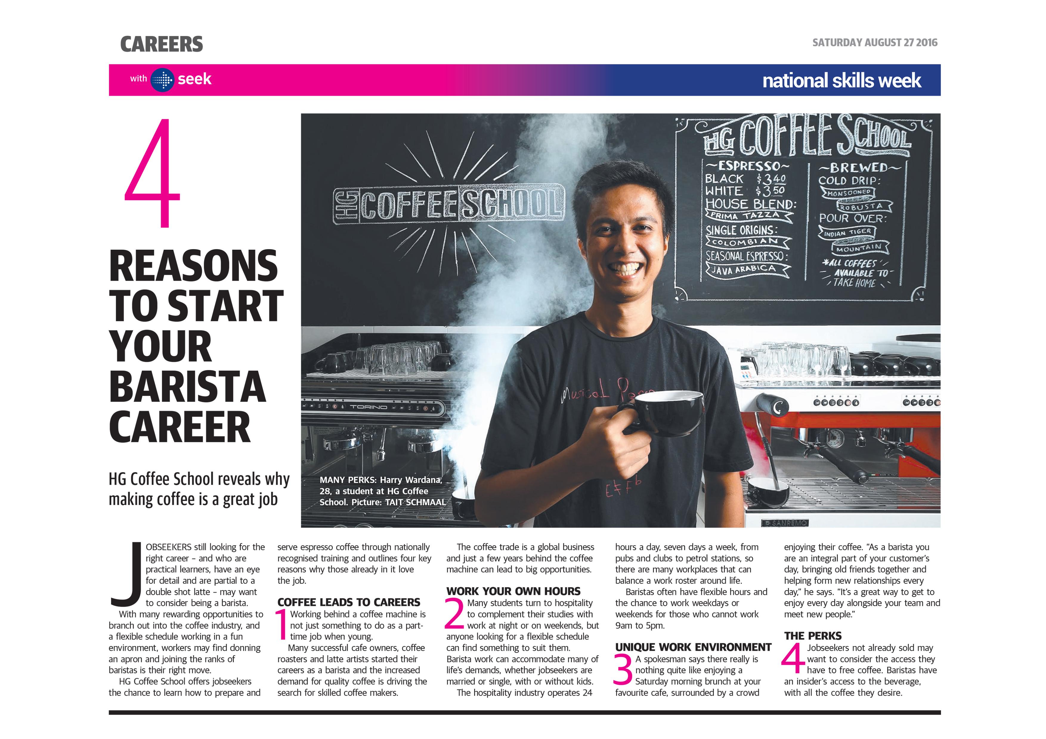 Career One National Skills Week Oct 16