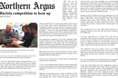 Northern Argus Feature
