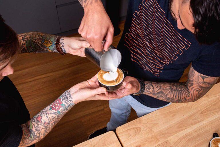 HG Coffee School Barista Courses in South Australia
