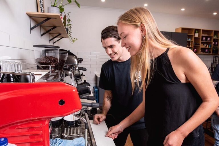 Barista Courses in adelaide